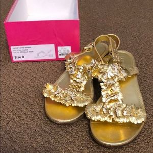 Jcrew Aurora T-Strap sandals